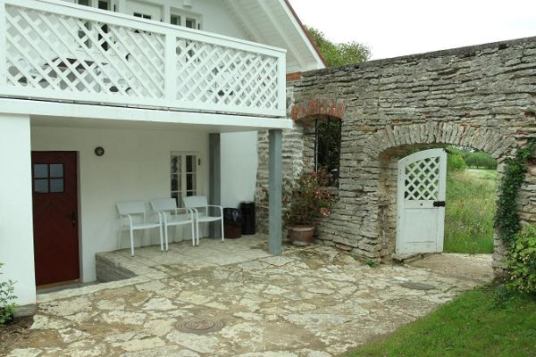 Holiday in the exclusive garden house of Sagadi Manor
