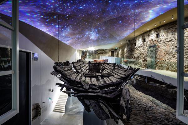 Dicke Margarethe Museum und Besucherzentrum (Paks Margareeta muuseum-külastuskeskus)