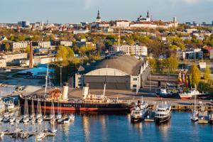 Hidroplānu osta (Igaunijas Jūras muzejs)