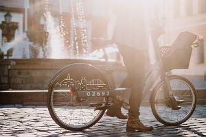 Tartu stads cykeluthyrning