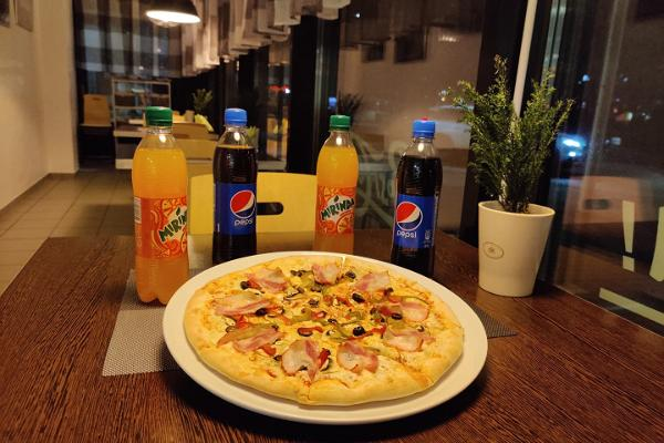 Пиццерия «Peetri Pizza» в Хаапсалу