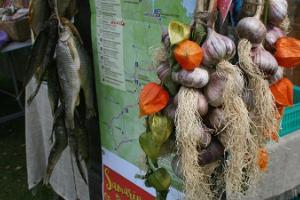 Experience tour of Southern Estonia and Setomaa, dried fish and garlic wreaths