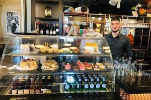 Restaurang-brasserie Riviera Palais
