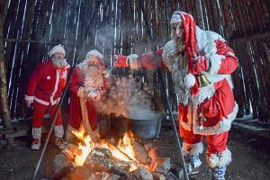 Jõuluvana Korstna talu (Joulupukin Korstnan tila)