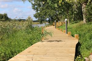 Promenade in Värska