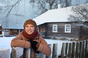 Helen Külvik, Reiseführerin für Setomaa von Setotours