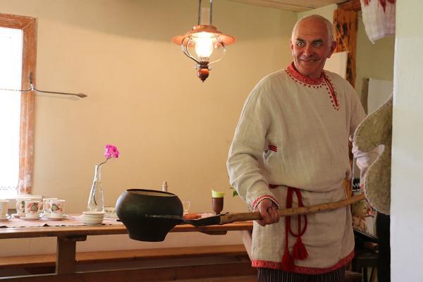 Seto cuisine in obinitsa