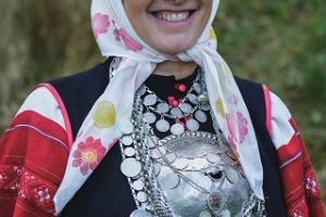 Helen Külvik, Reiseführerin für Setomaa