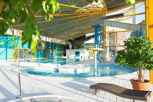 SPA Hotell Rüütlis spa-anläggning