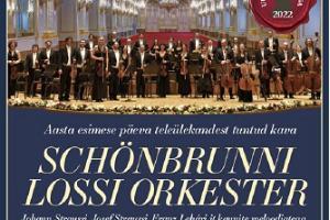 Schoenbrunn Palace Orchestra - Great Vienna New Year Concert in Tartu