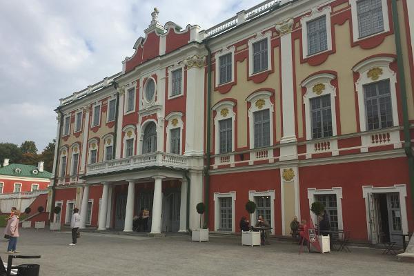 Tallinna: vanhakaupunki ja Kadriorg