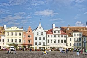 Tallina : Vecpilsēta un Kadriorga