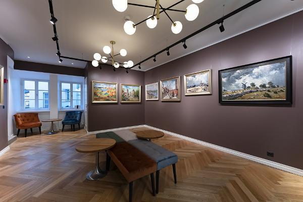 Kunstigalerii Tallinnas