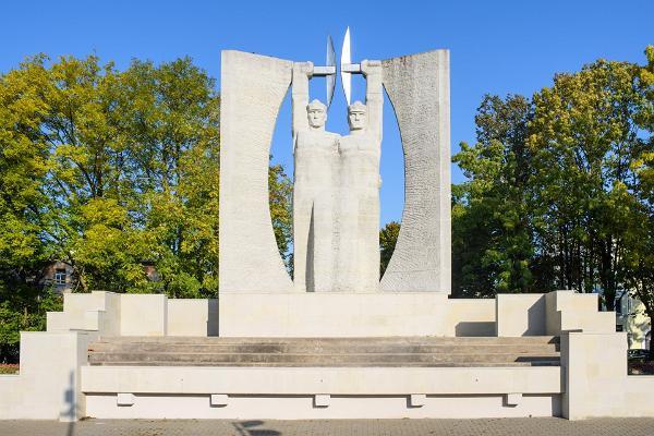 "Monument ""Au tööle"""