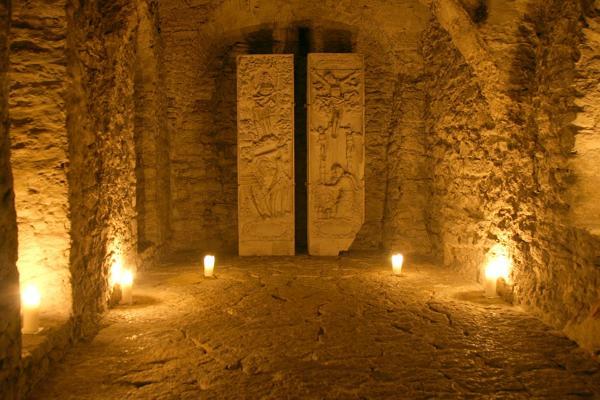 Dominiiklaste kloostri saladused