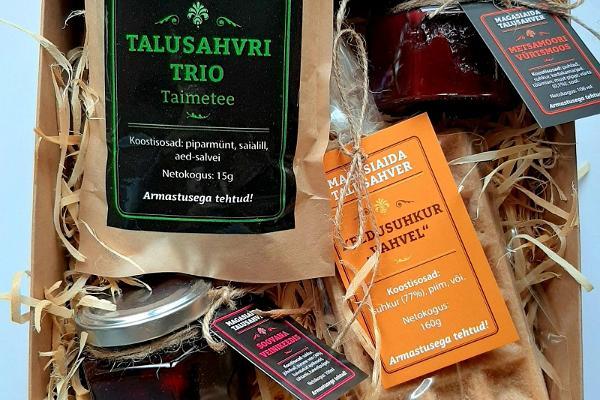 "Handicraft shop ""Magasiait"" in Alatskivi"