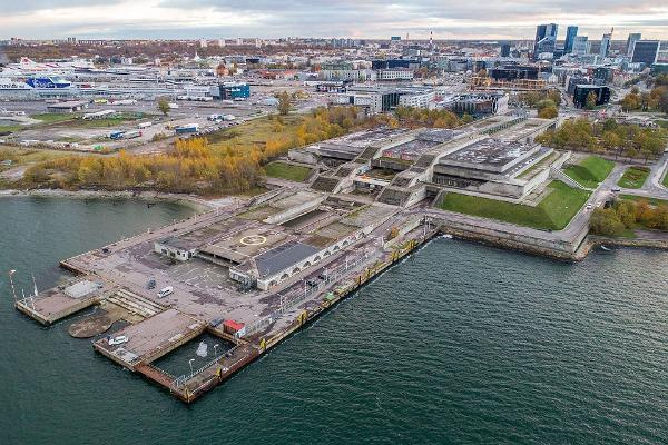 Sowjetische, zeitgenössische Tallinner Geschichte