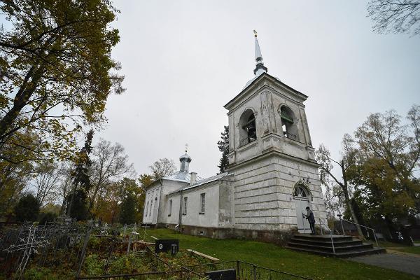 EAÕK Heilige Paraskeva-Kirche in Saatse