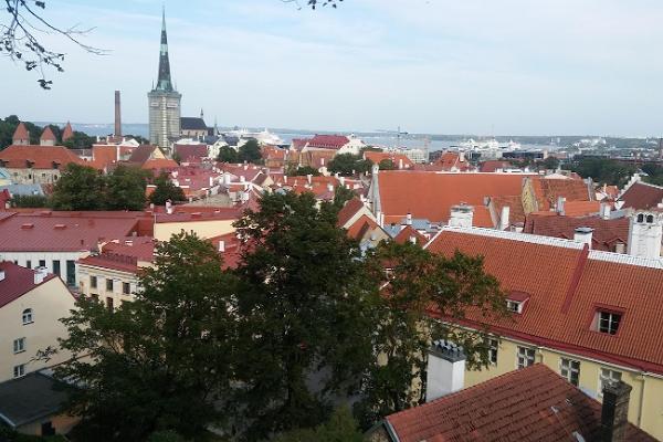 """Giidiga tuur """"Legendide Tallinn"""""""
