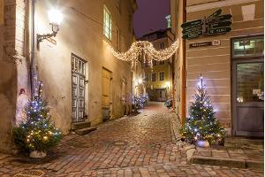 Magical Christmas Tour in Tallinn Old Town