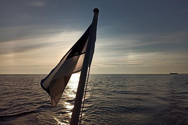 Purjetamine Tallinna lahel