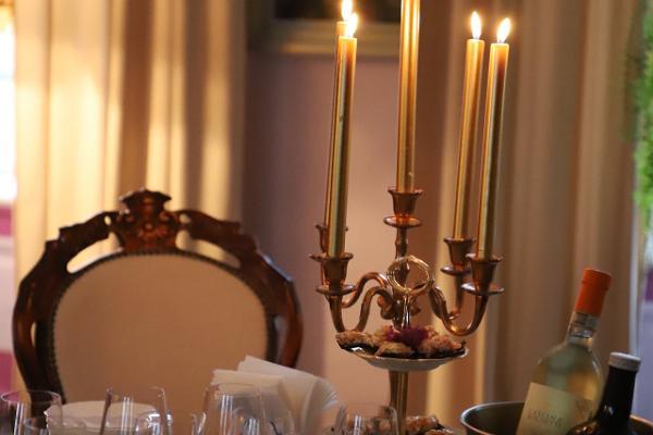Emmeliine toidutuba Sargvere mõisas