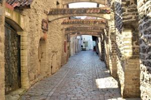 Elamuslik jalutuskäik vanalinnas - Katariina käik