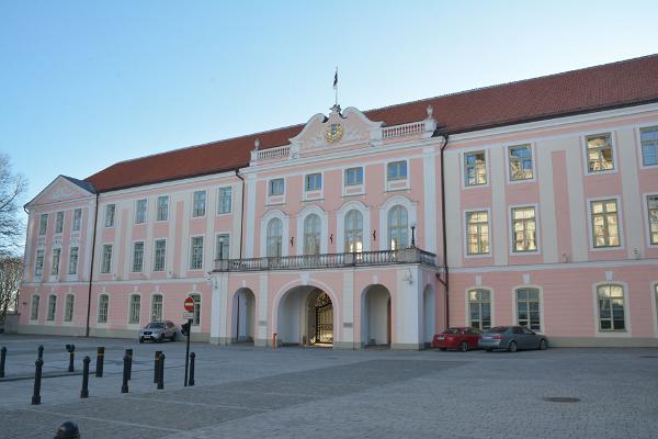 Elamuslik jalutuskäik vanalinnas - Toompea loss