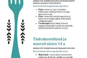 Специальное меню для детей и молодежи в Студии питания MyItaly