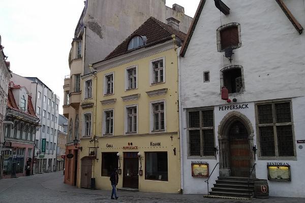 Giidiga jalgsituur Tallinna ajaloolises vanalinnas