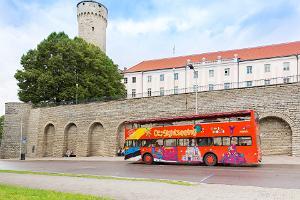 CitySightseeing Tallinn Hop-on Hop-off bussituur audiogiidiga