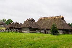 A.H.Tammsaaren museo Vargamäellä