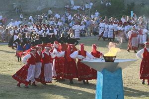 Lääne County dance festival