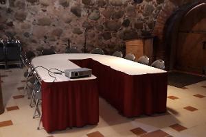 Suislepa mõisa seminariruumid