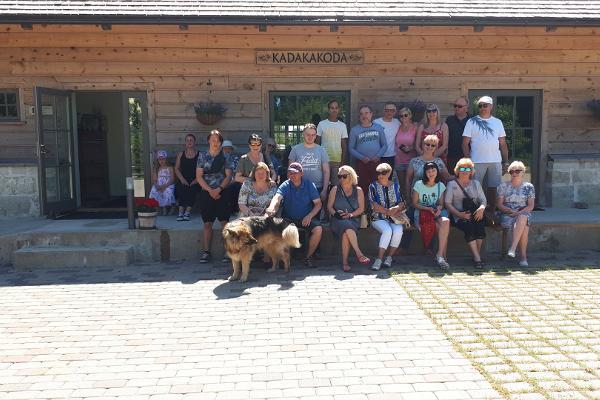 Muhu ja Saaremaa puhkus koos Rüütli spaa külastusega