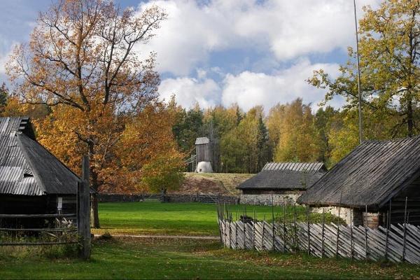 Tallinna Vabaõhumuuseum - kas eestlasel on viikingi silmad?
