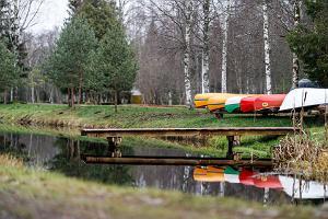 Vana-Veski Puhkekeskuse kanuu- ja paadilaenutus