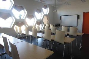 Valgamaa Yrkesutbildningscentrums seminarielokaler