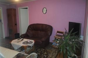 Rogosi külaliskorteri elutuba, guest apartment living room