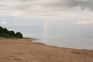 Liivarand Peipsi järve kaldal