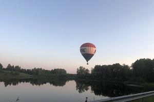 Kuumaõhupallilennud Eestis