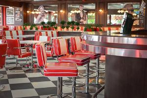 Restorāns Legends Classic Diner