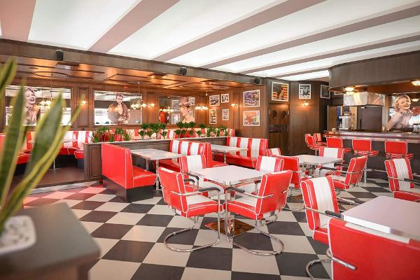 Ресторан Legends Classic Diner