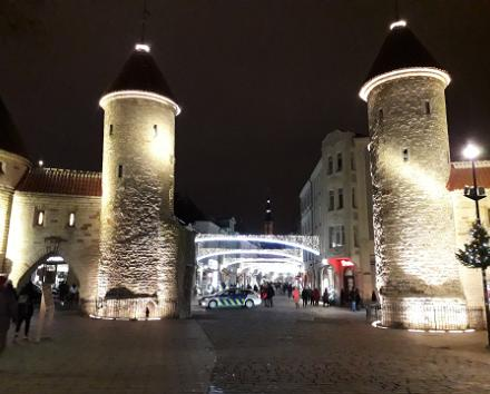 Kummitustuur Tallinna vanalinnas