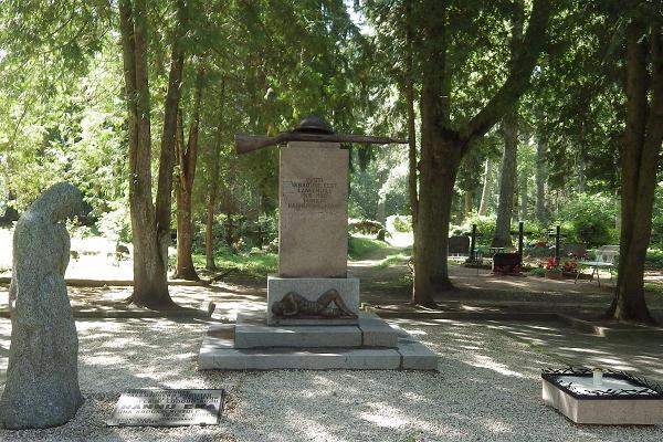 Rannu Vabadussõja mälestussammas