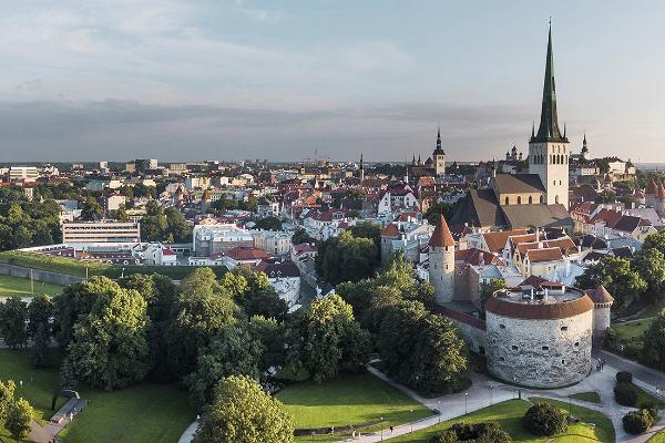 Old Town of Tallinn tour
