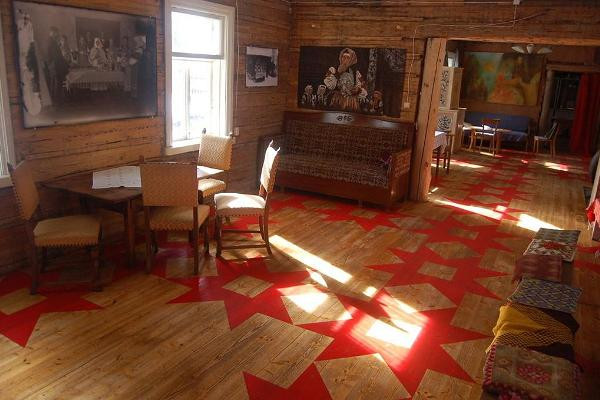 Seto Studio-Gallery in Obinitsa