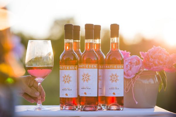 Viinamarjakasvatuse ja Eesti veini ajaloo tutvustus Muhu Veinitalus