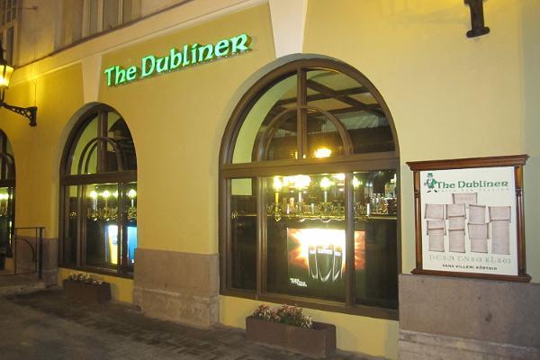 The Dubliner Pubi