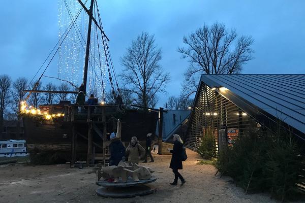Lodjakoja temapark